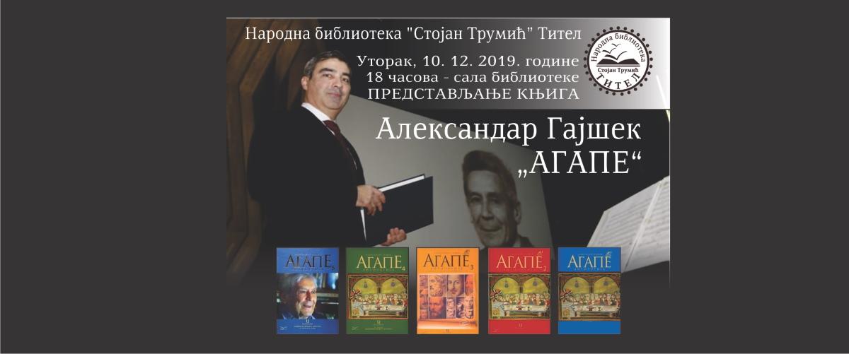 aleksandar-gajsek-agape-biblioteka-titel